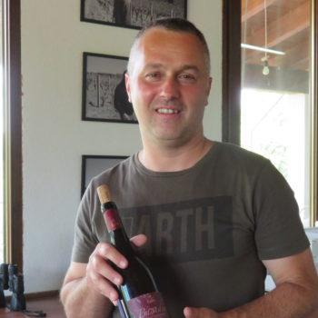 Fradiles winemaker