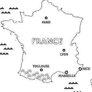 france sketch